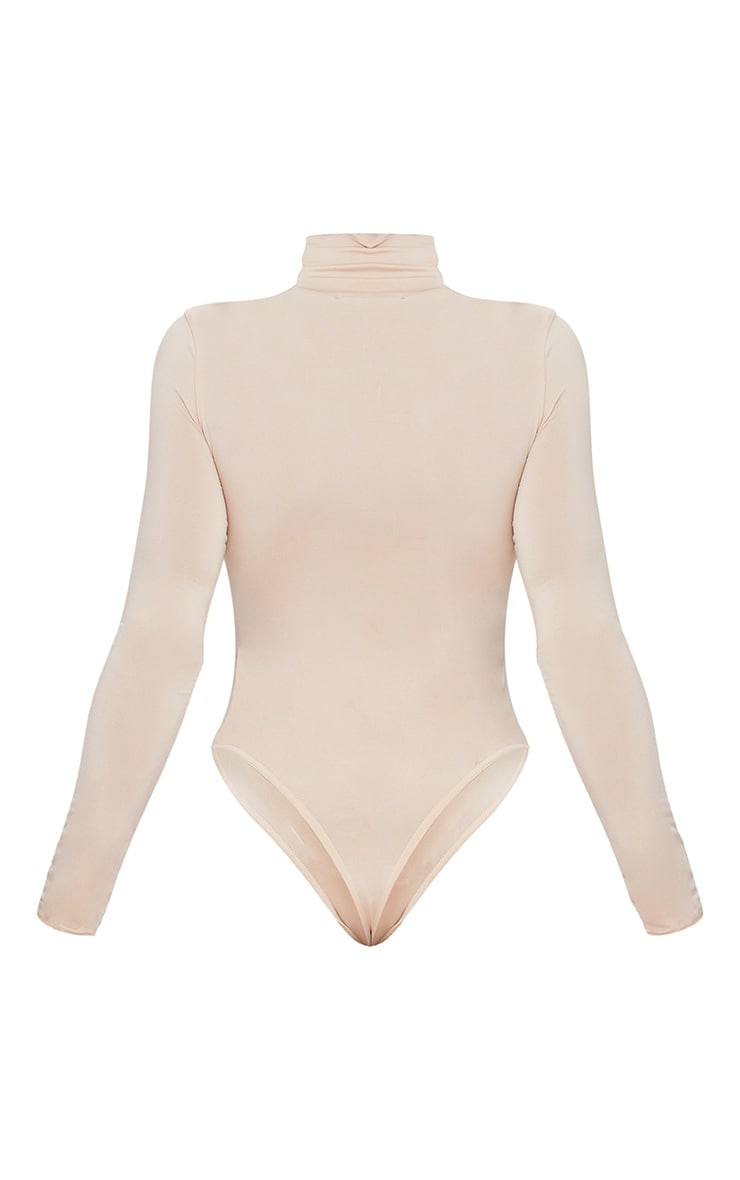 Shape Nude Slinky Bodysuit 4