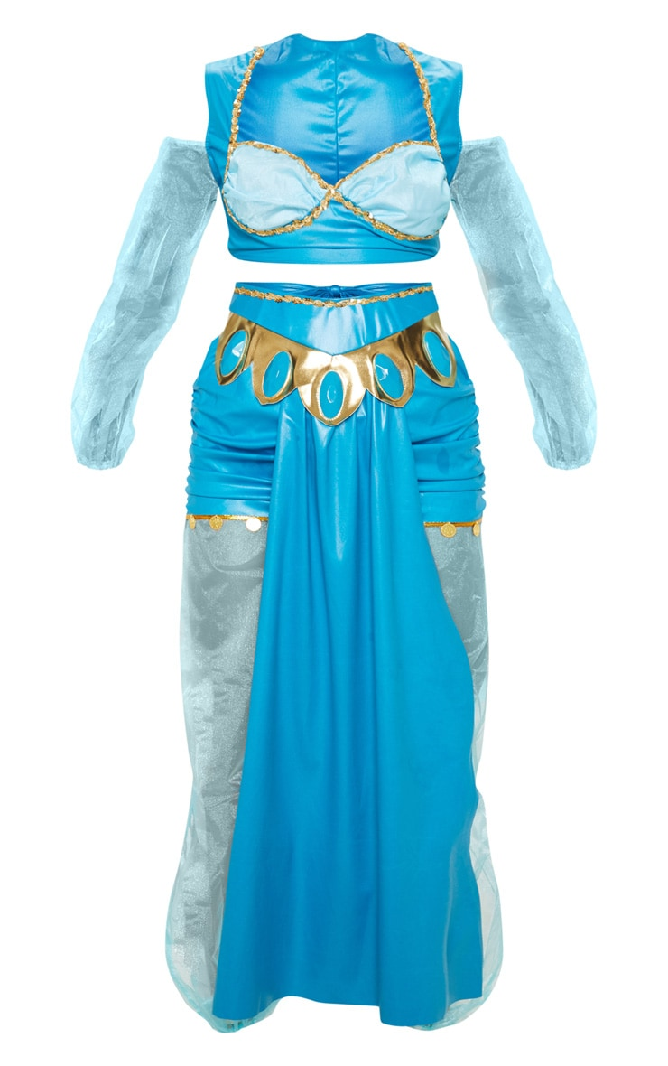 Premium Arabian Princess Costume 3