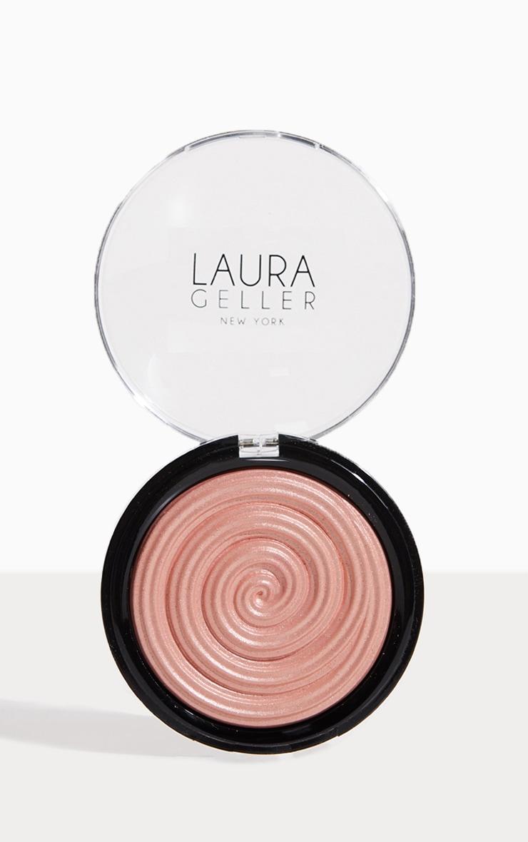 Laura Geller Baked Gelato Swirl Illuminator Peach Glow