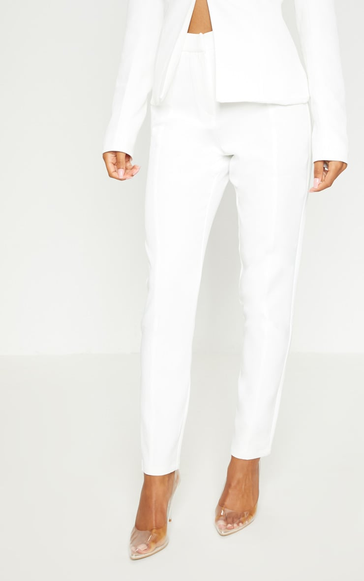 Avani Cream Suit Trousers 2
