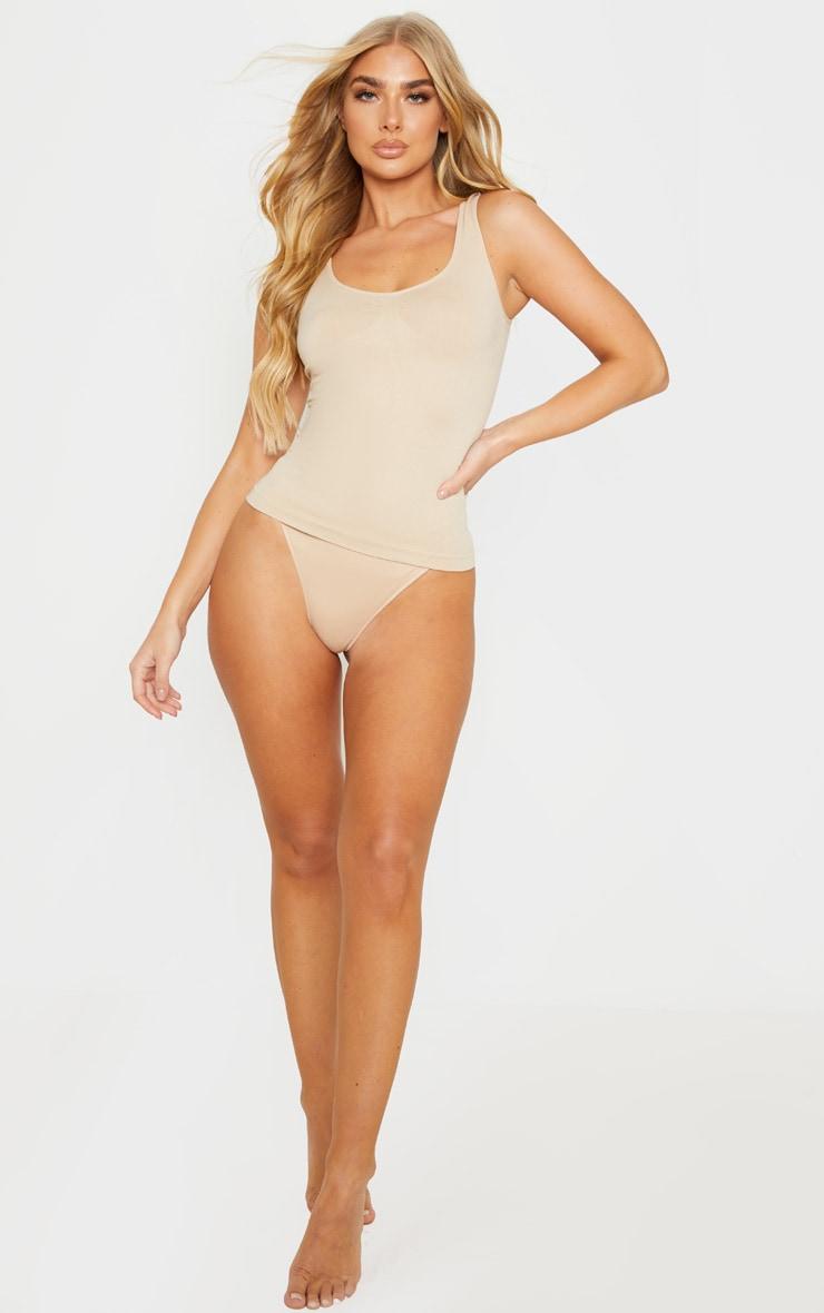 Nude Shapewear Control Vest 4