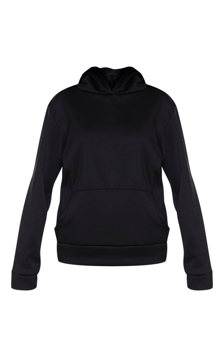 Black Fleece Hoodie 3