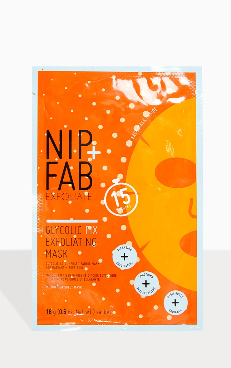 Nip + Fab Glycolic Fix Exfoliating Mask 1