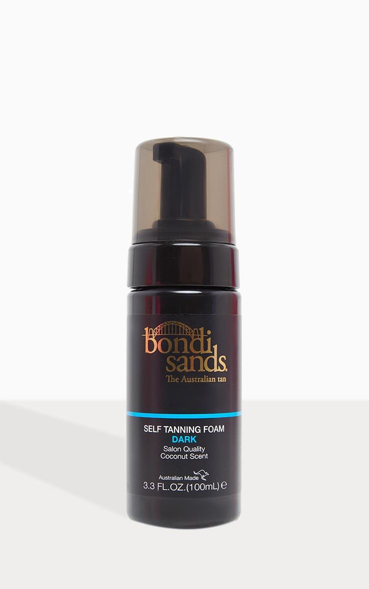 Bondi Sands - Autobronzant mousse foncé format voyage 100ml 2
