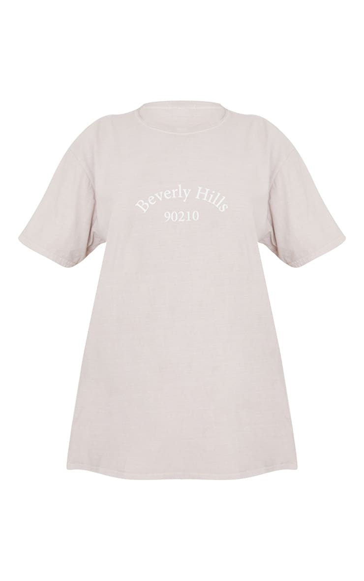 Sand Beverly Hills Printed T Shirt 5