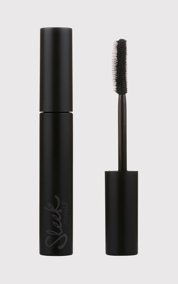 dccd7e20829 Sleek Black Lethal Length Mascara image 1