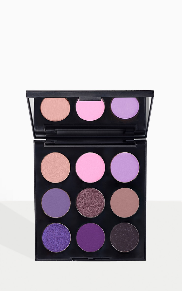 Morphe 9L Lavendaze Artistry Eyeshadow Palette 1