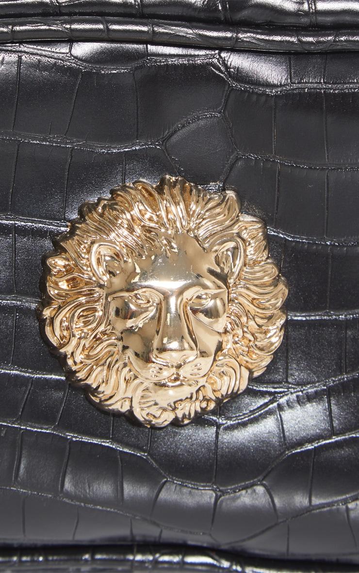 Black Lion Bum Bag 4