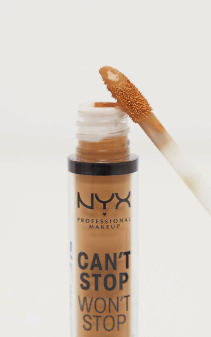 NYX Professional Makeup Can't Stop Won't Stop Contour Concealer Neutral Buff 2