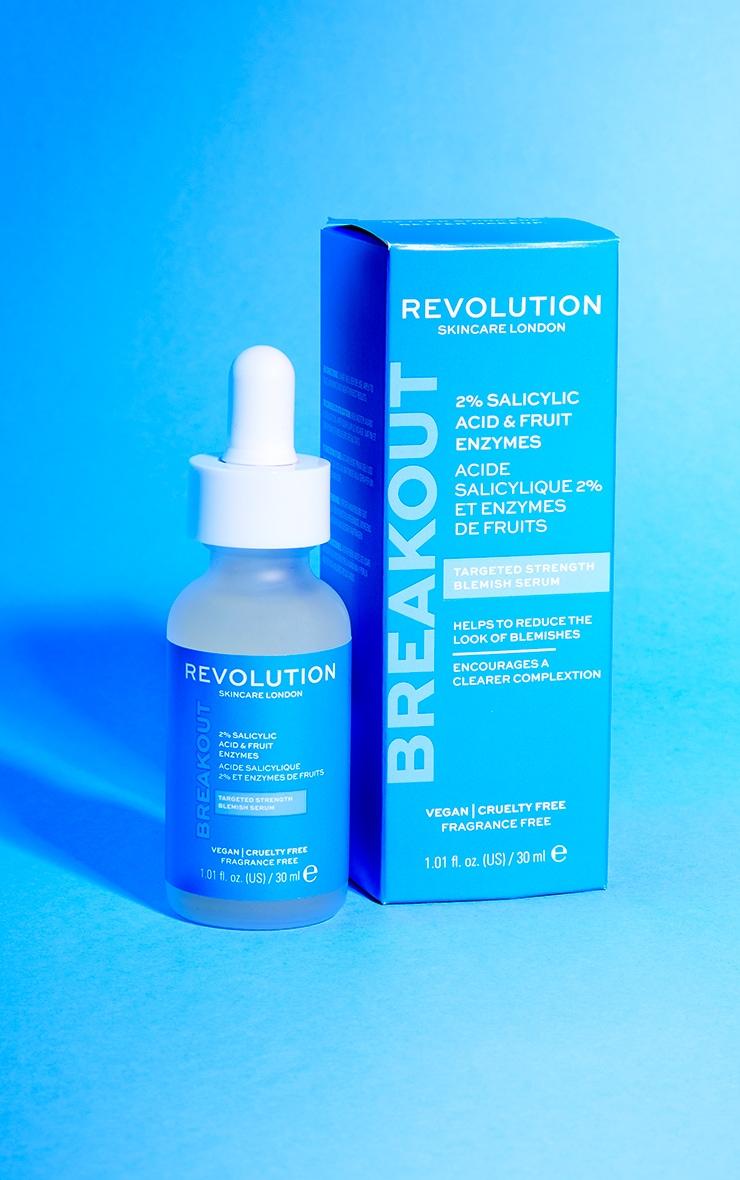 Revolution Skincare Targeted Blemish Serum 2% Salicylic Acid 1