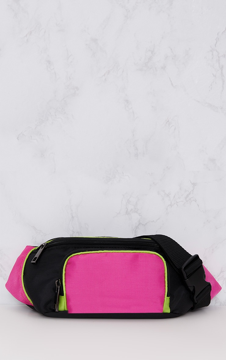Fucshia Bum Bag 4
