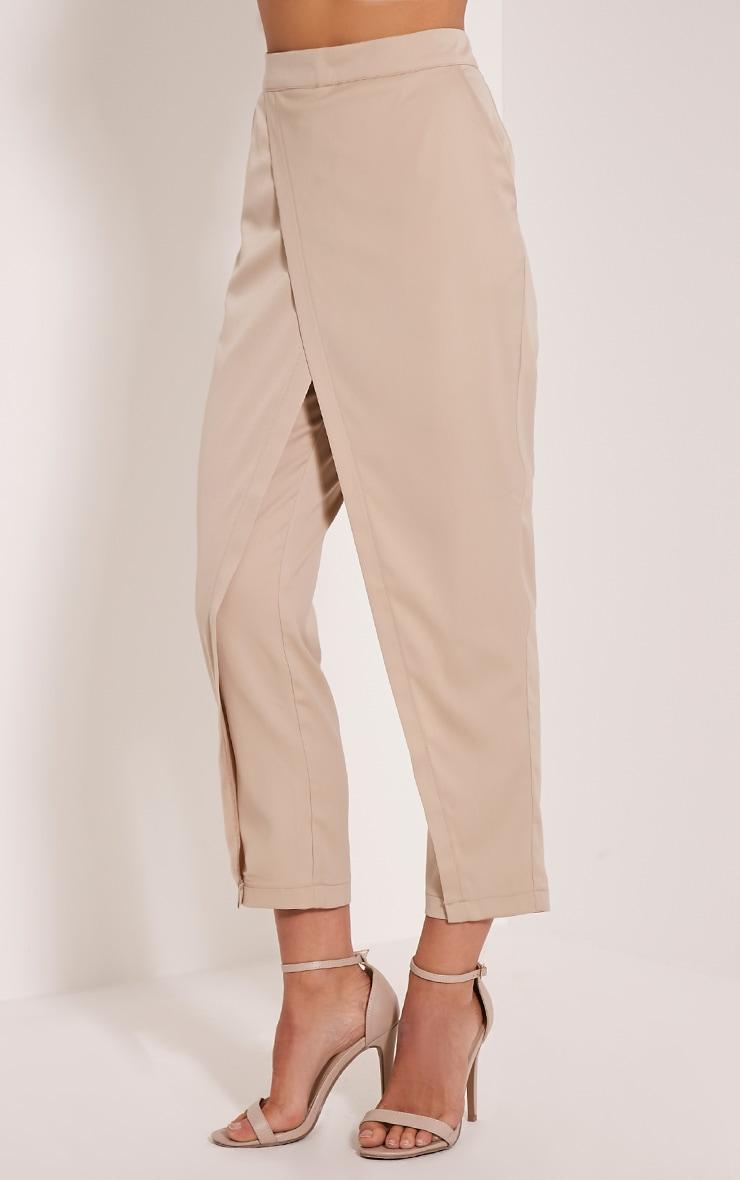 Rachel Stone Cross Front Trousers 4