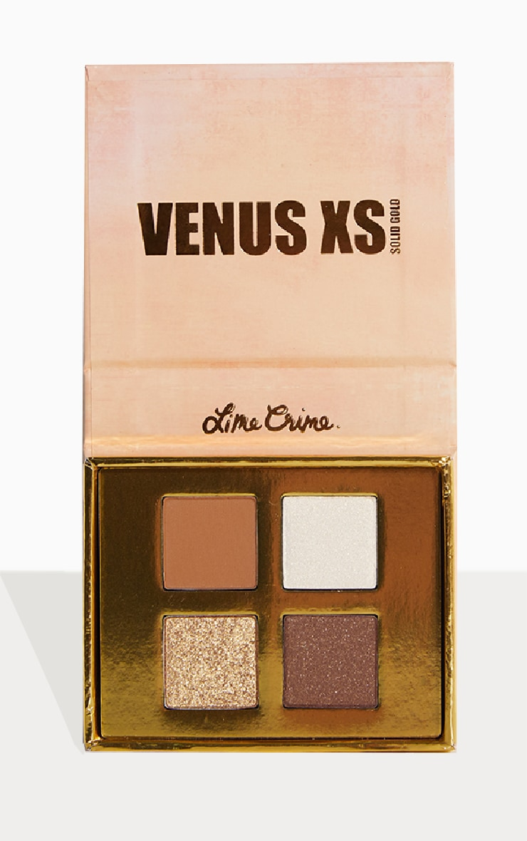 Lime Crime Venus XS Palette Solid Gold 3