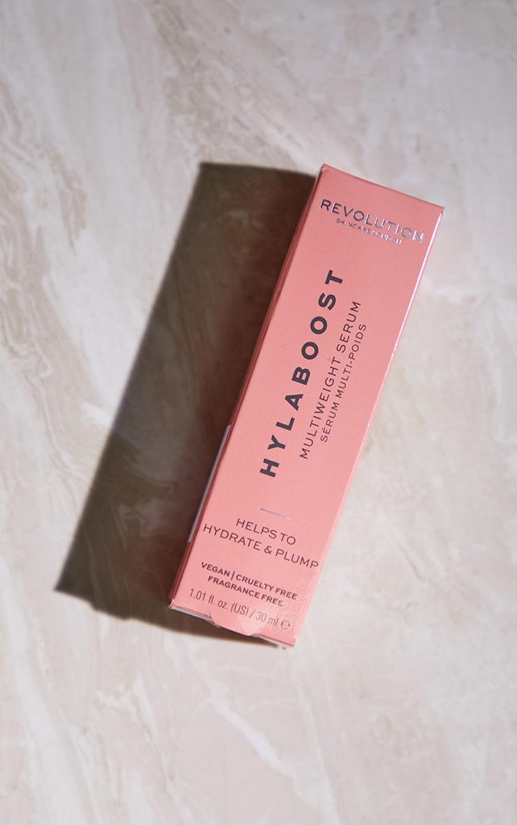 Revolution Skincare Hylaboost Multiweight Hyaluronic Serum 1