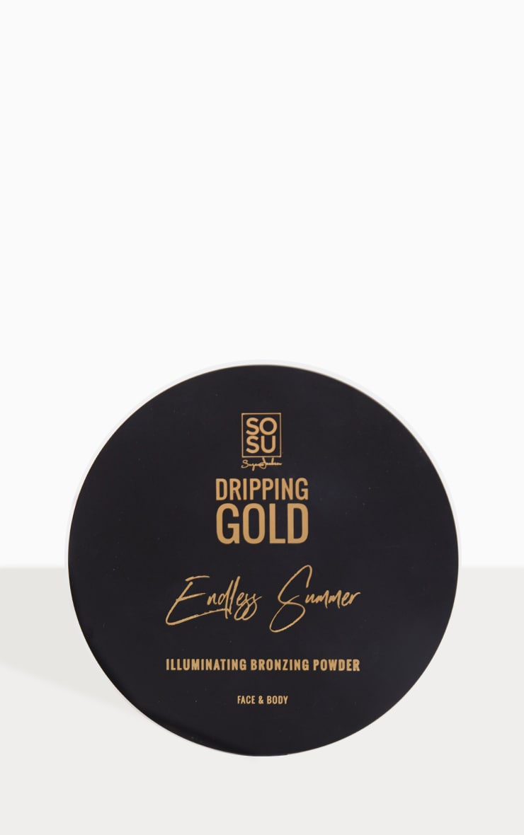 SOSUBYSJ Dripping Gold Large Bronzer Shimmer 2