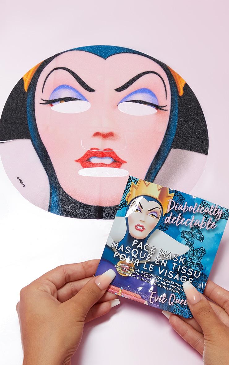 Disney Villains Sheet Face Mask Evil Queen 1
