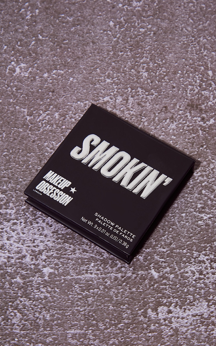 Makeup Obsession Smokin' Eyeshadow Palette 2