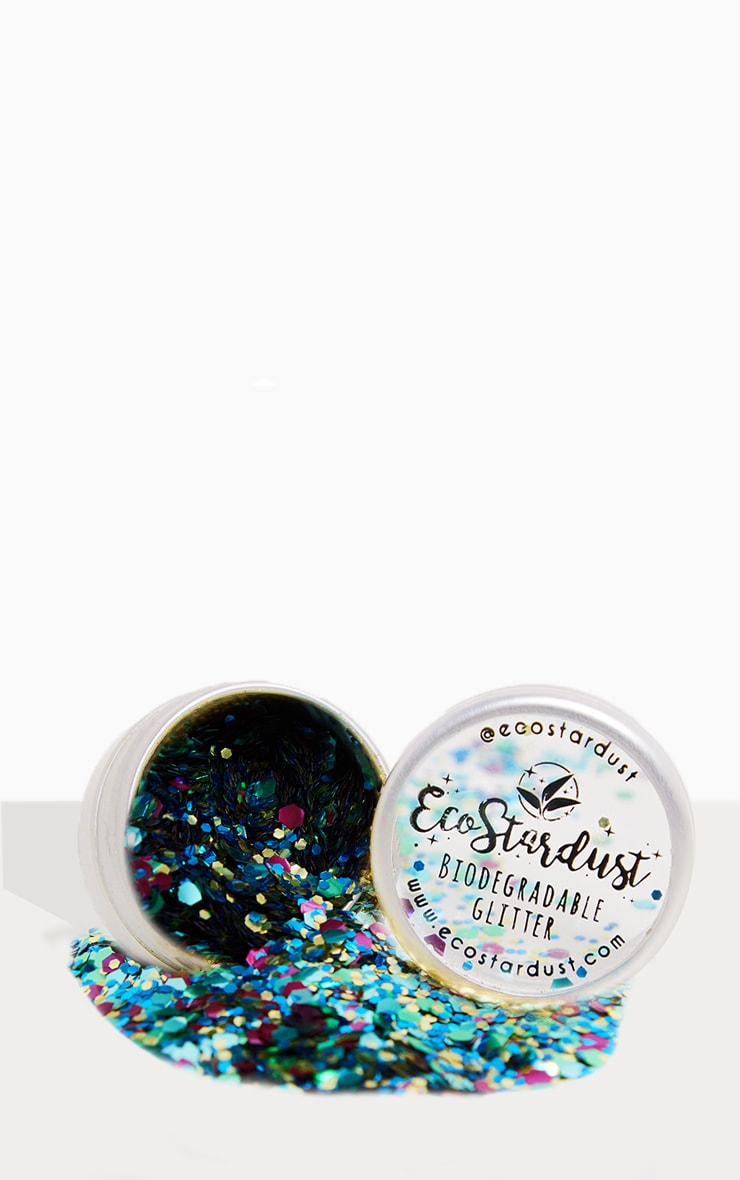 Ecostardust - Paillettes biodégradables Peacock 1