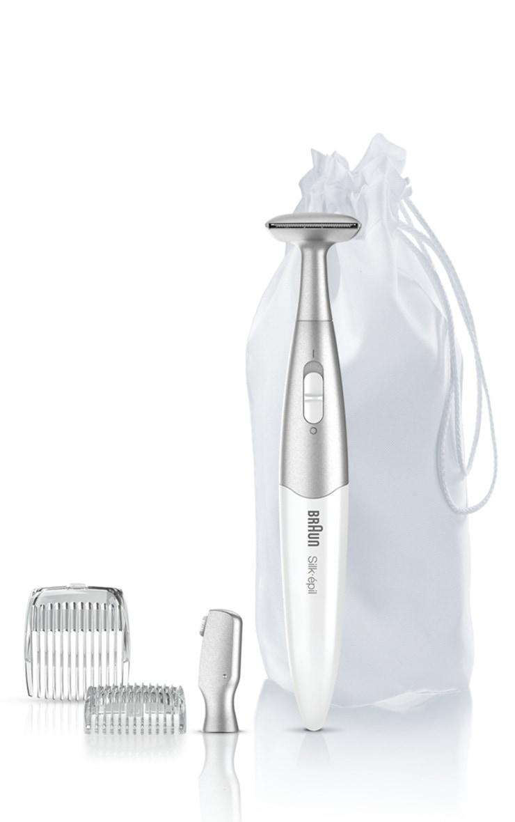Braun Silk-Epil FG1100 3-IN-! Bikini & Facial Trimmer 1