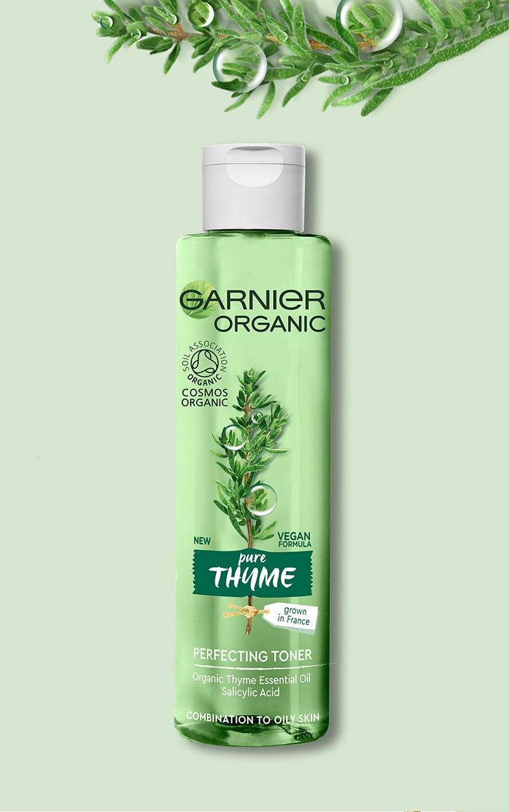 Garnier Organic Thyme Perfecting Toner 150ml 1