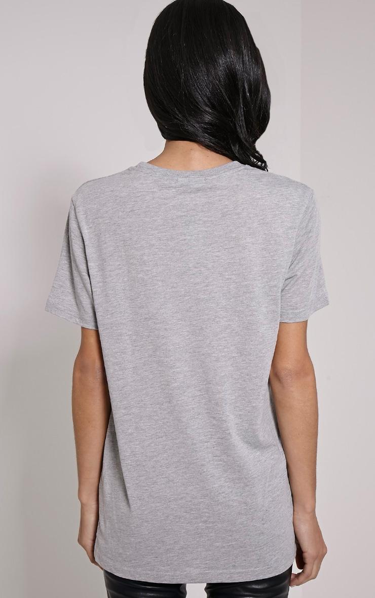 'I Liked Unicorns Before It Was Cool' Grey T-Shirt 2