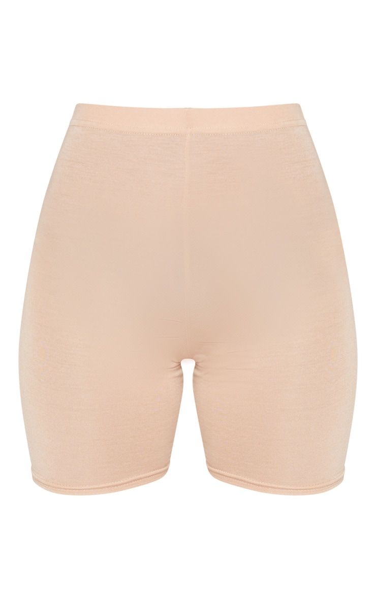 Petite Nude Basic Cycle Shorts 3