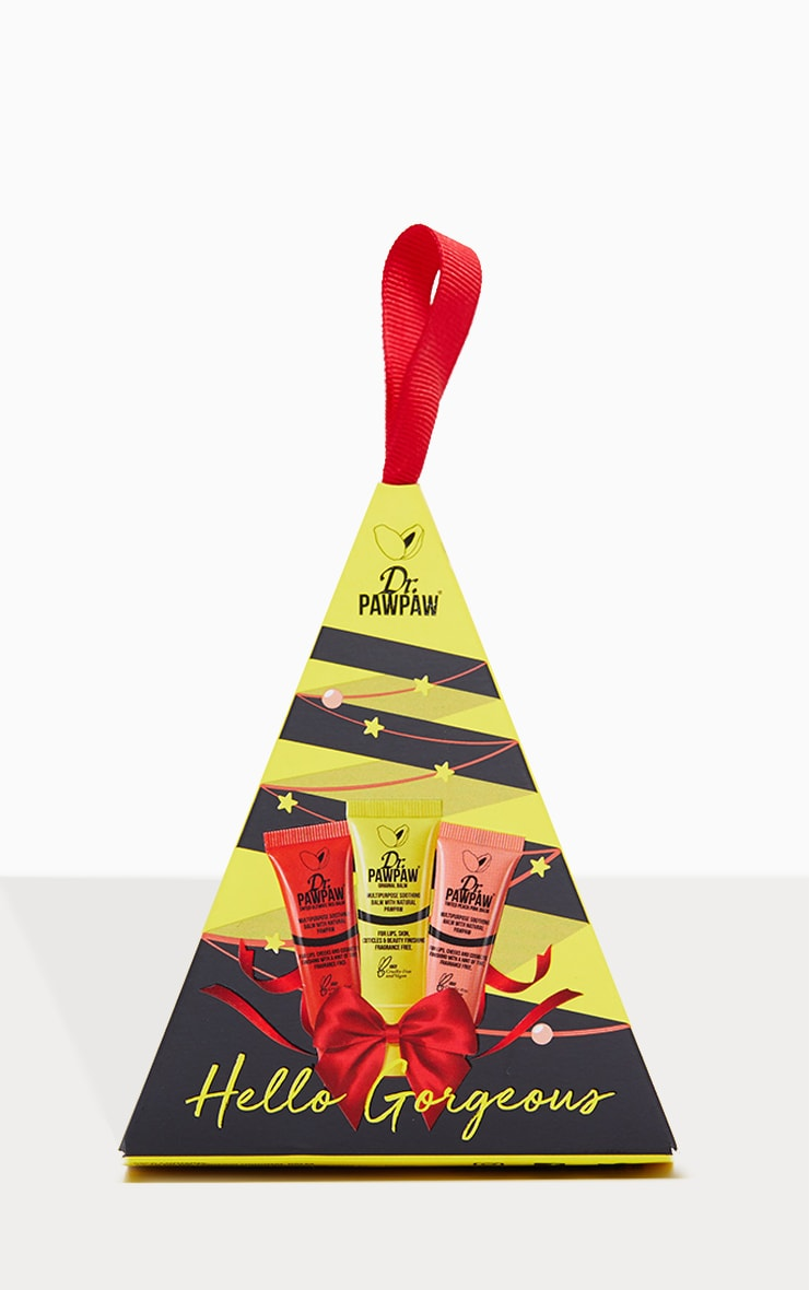 Dr PawPaw Christmas Tree Pyramid 2