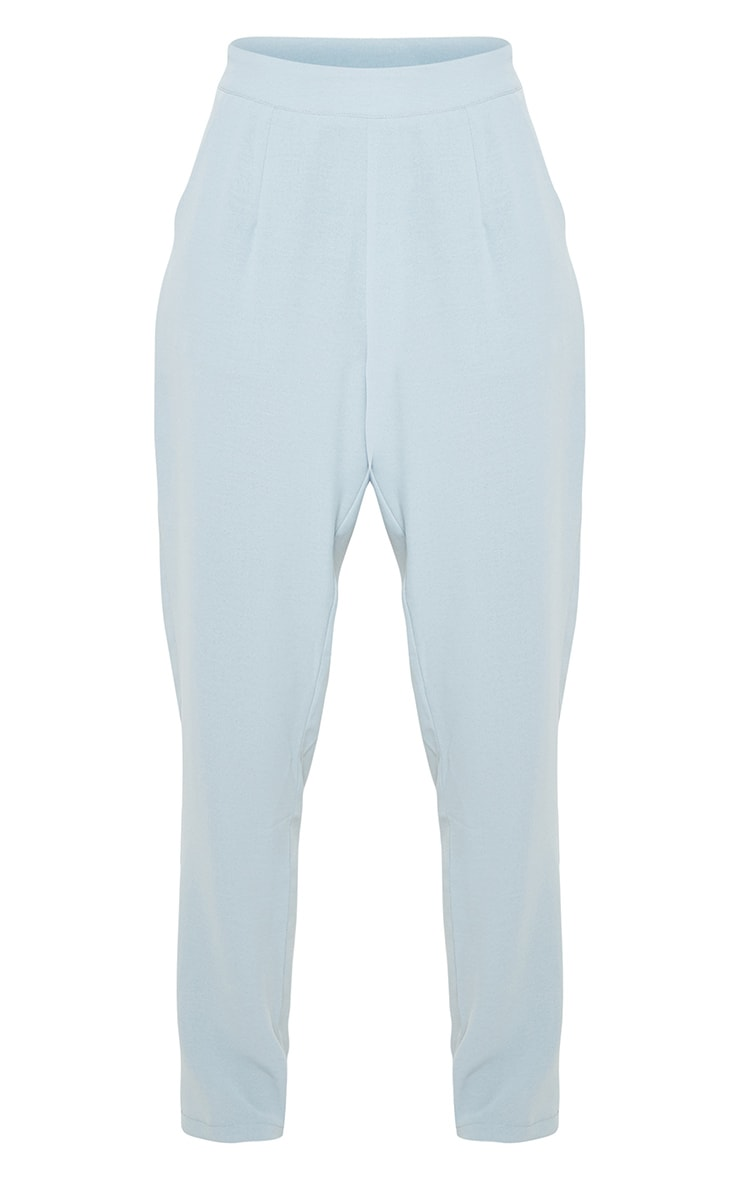 Petite Dark Mint Tailored Trousers 3
