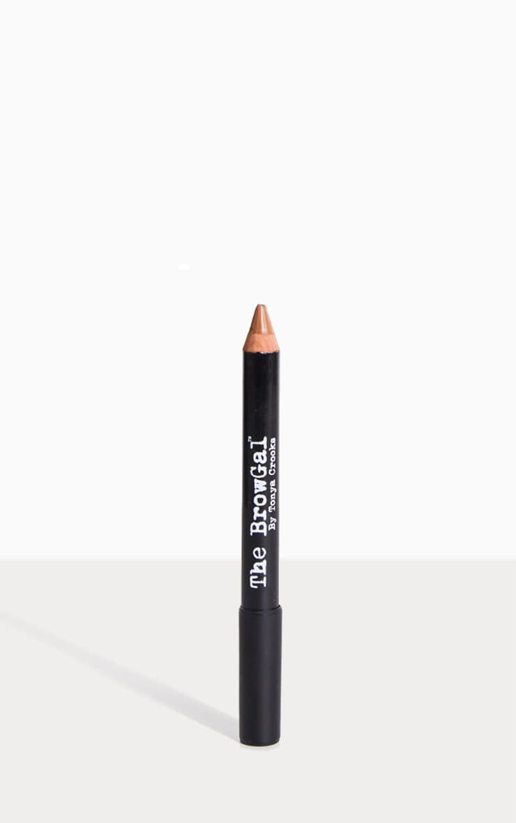 The BrowGal Highlighter Pencil 03 Toffee Bronze 2