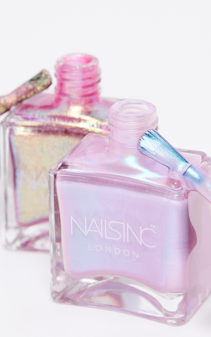 Nails Inc Sparkle Like A Unicorn Nail Polish Set 1