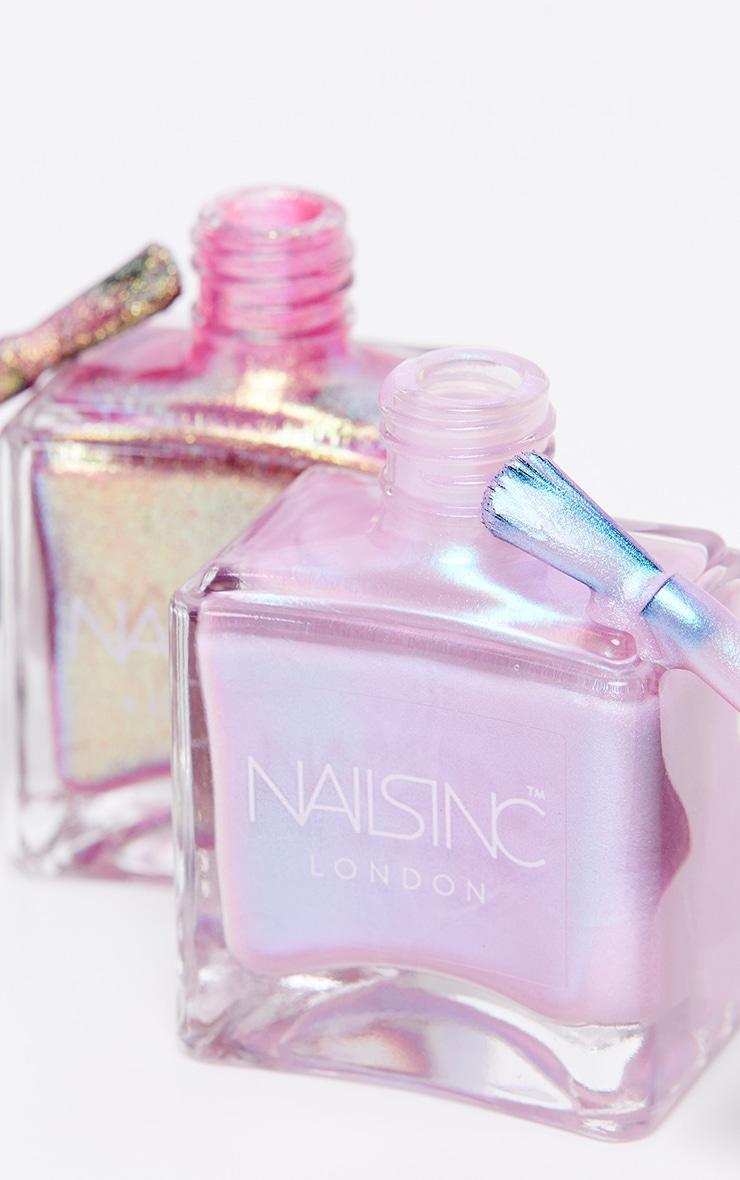 Nails Inc Sparkle Like A Unicorn Nail Polish Set image 1