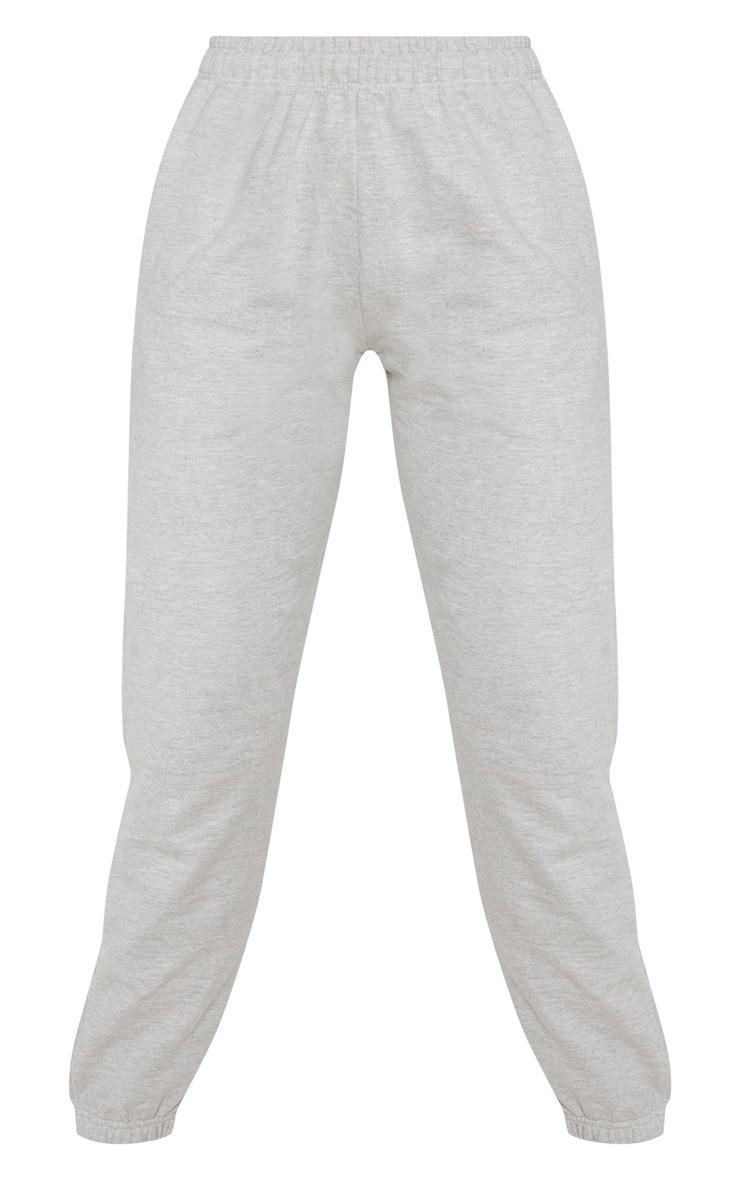 Tall Grey Marl Casual Pants 3