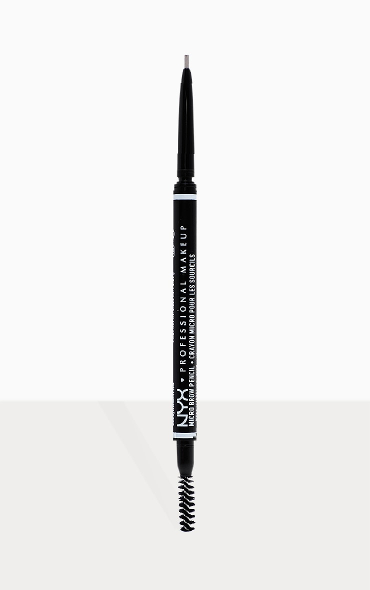 NYX PMU Micro Brow Pencil Chocolate 1