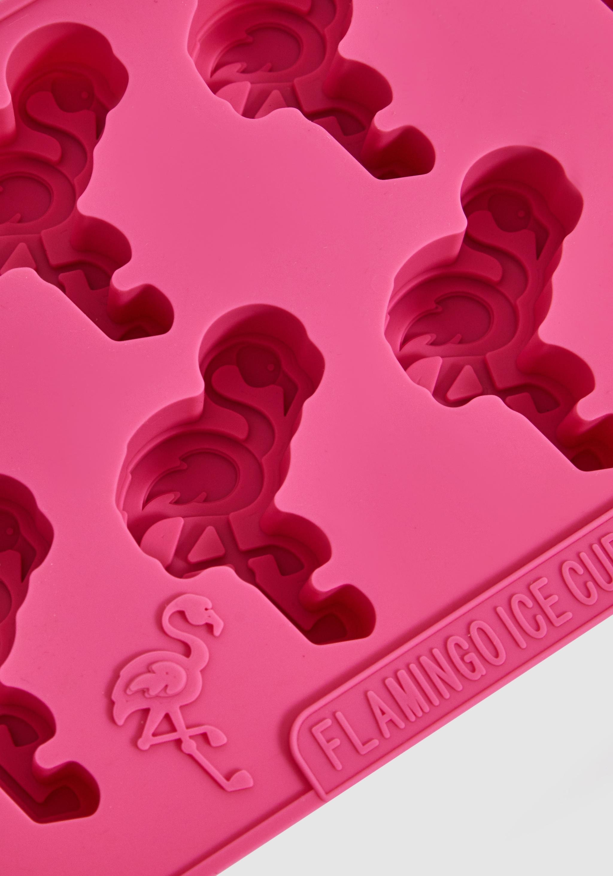 Pink Flamingo Ice Cube Tray 2