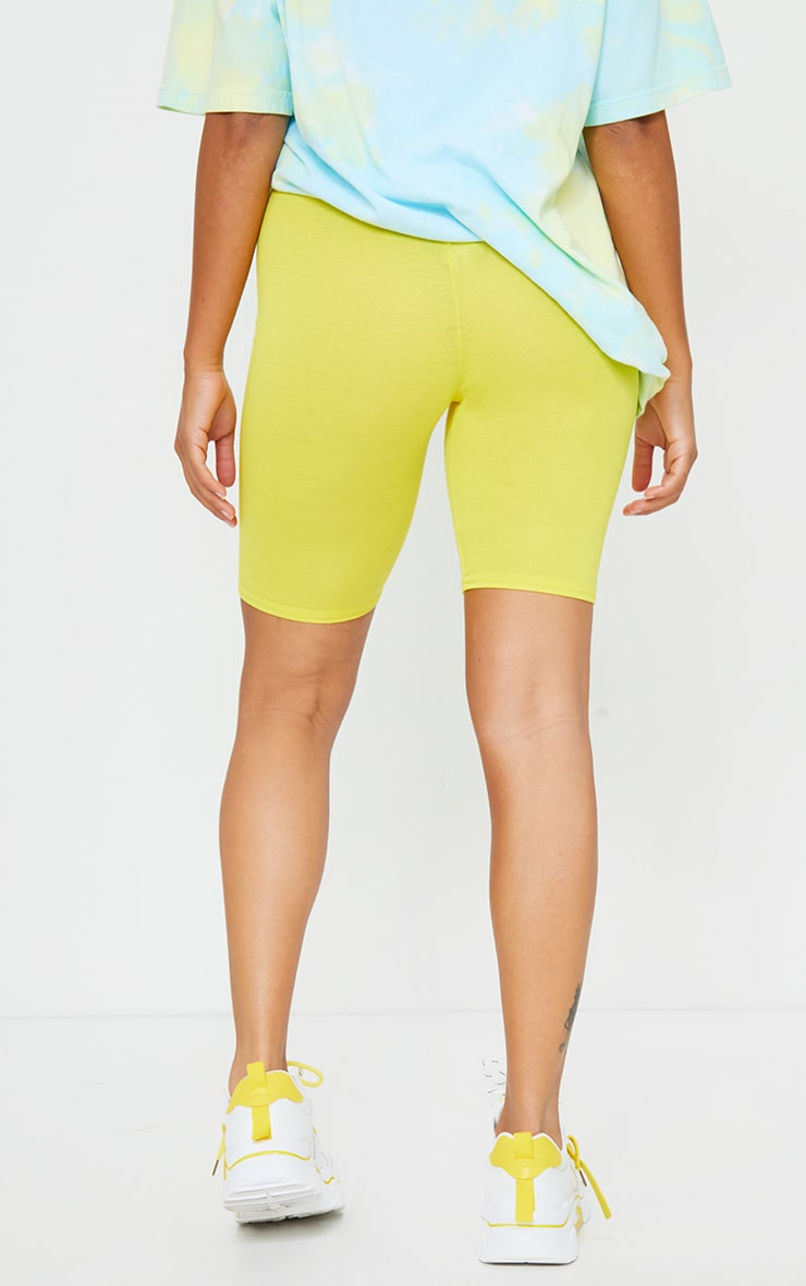 Petite Yellow Bike Short 3