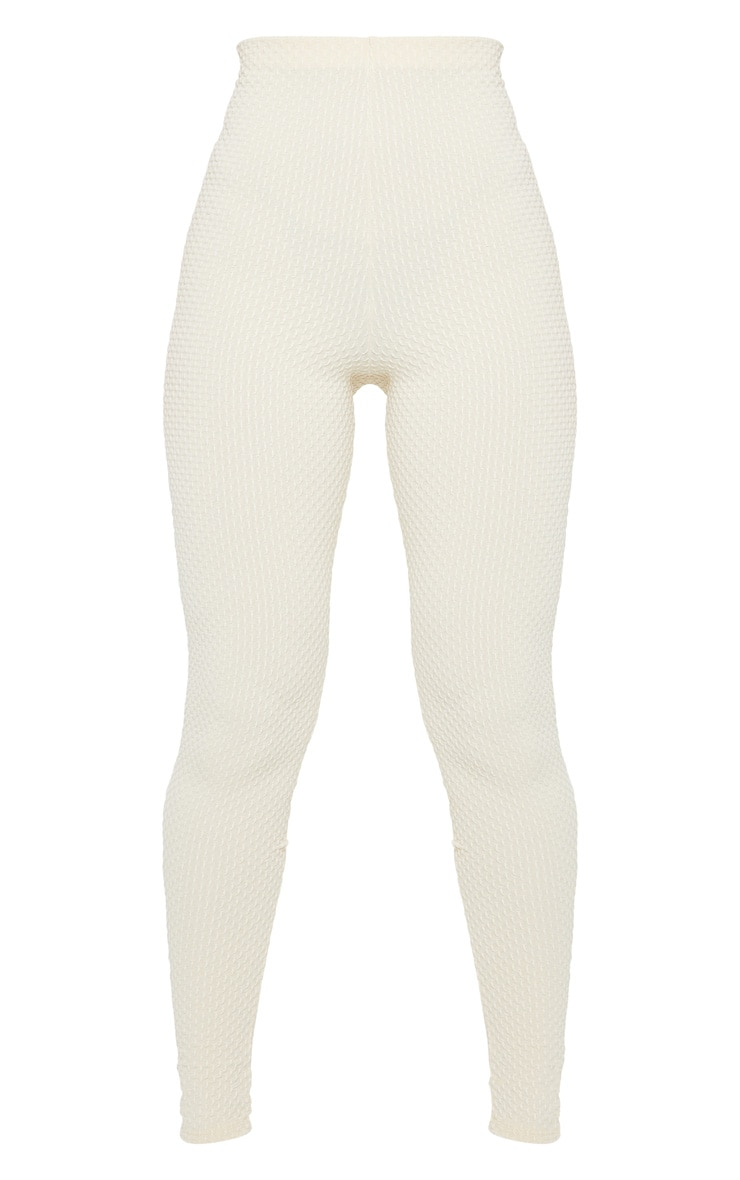 Stone Textured Polka Leggings 5