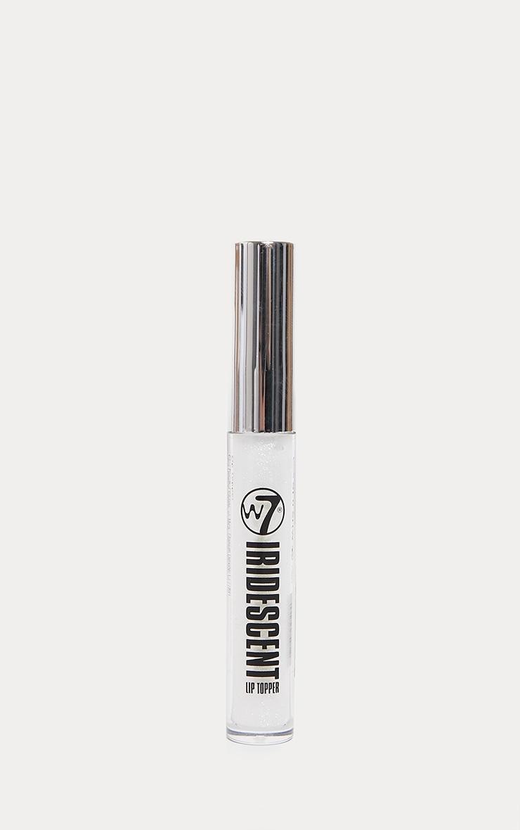 W7 Cosmetics iridescent Lip Topper 1
