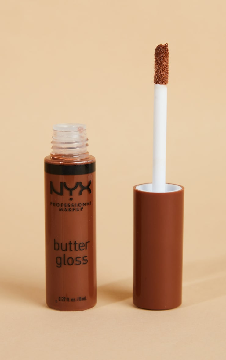 NYX Professional - Gloss à lèvres Butter Gloss - Caramelt 3