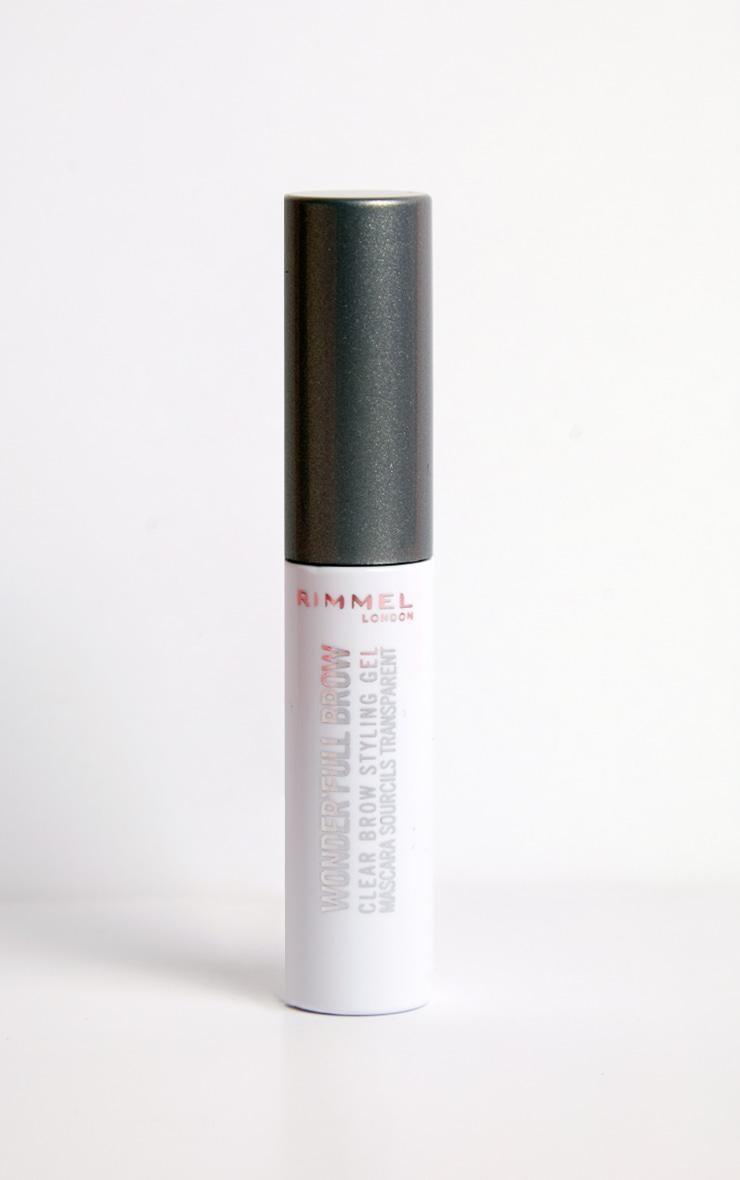 Rimmel Wonder'full 24HR Brow Mascara Clear 2