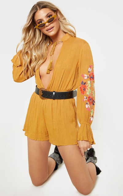 332ff396f981 Playsuits | Rompers | Women's Playsuits | PrettyLittleThing