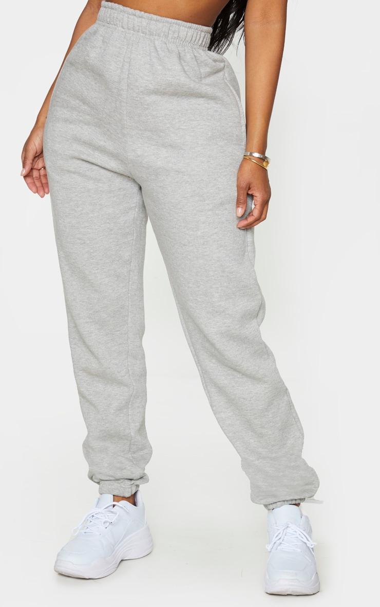 Shape Grey High Waist Pocket Detail Joggers 2