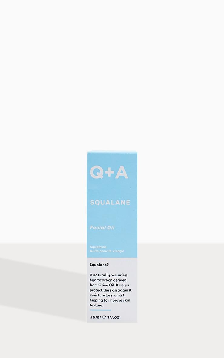 Q+A Squalane Facial Oil 30ml 2