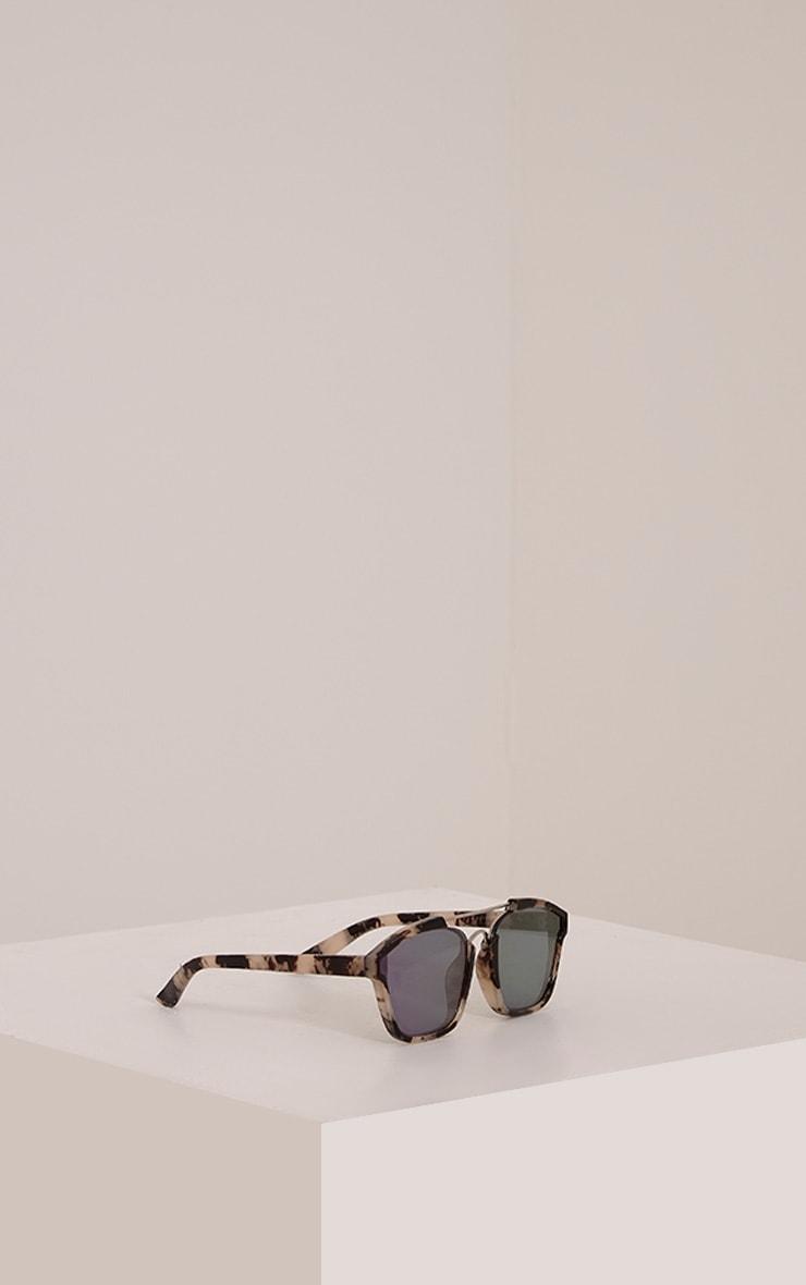 Lexus Multi Pattern Framed Sunglasses 5