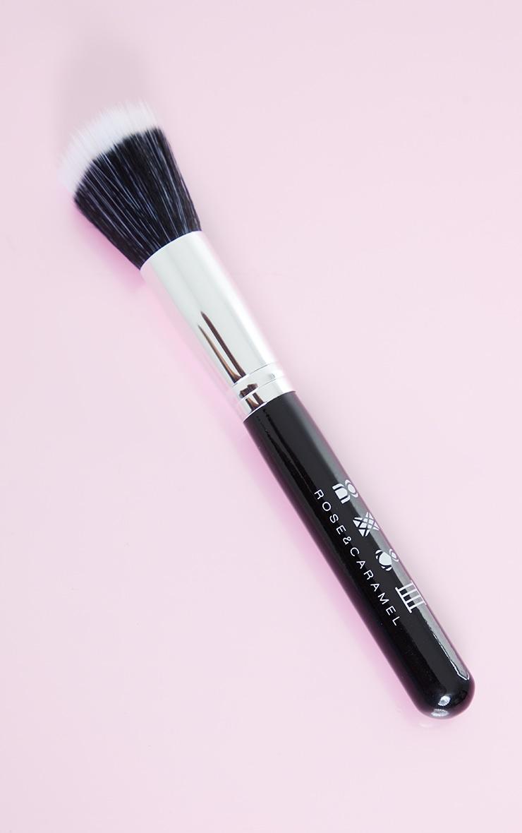 Rose & Caramel Deluxe Tanning Brush 2