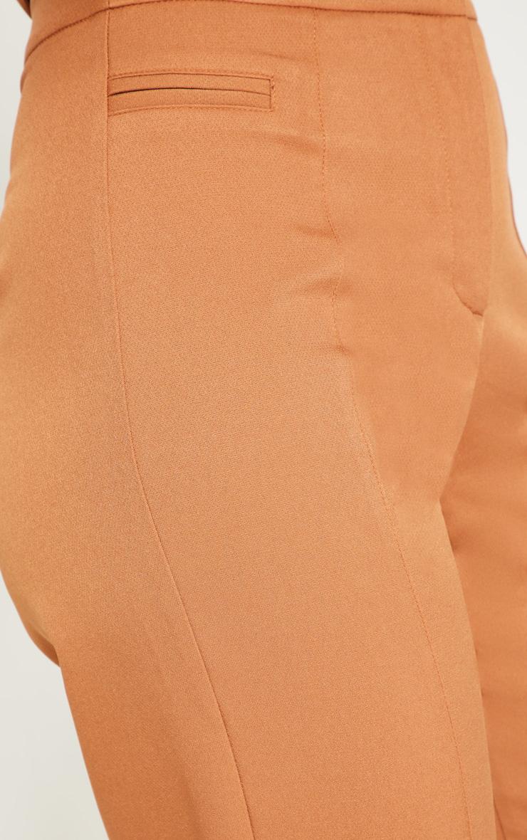 Camel Suit Pants  5