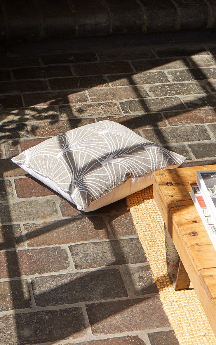 Grey Palermo Cushion Cover 3