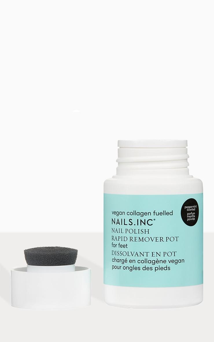 Nails Inc Vegan Nail Polish Remover Pot For Feet 2