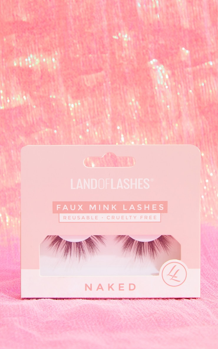 Land Of Lashes Naked Collection #1 Faux Mink Lashes 1