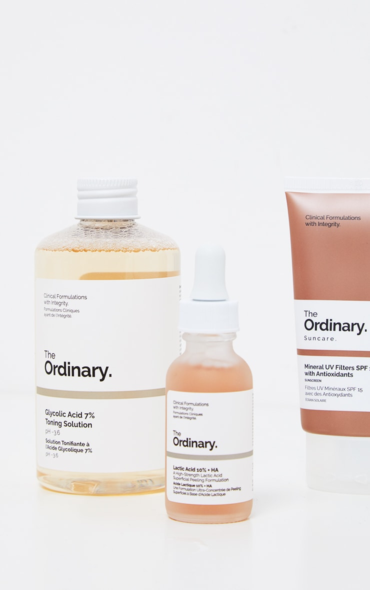 The Ordinary Glycolic Acid 7% Toning Solution 4