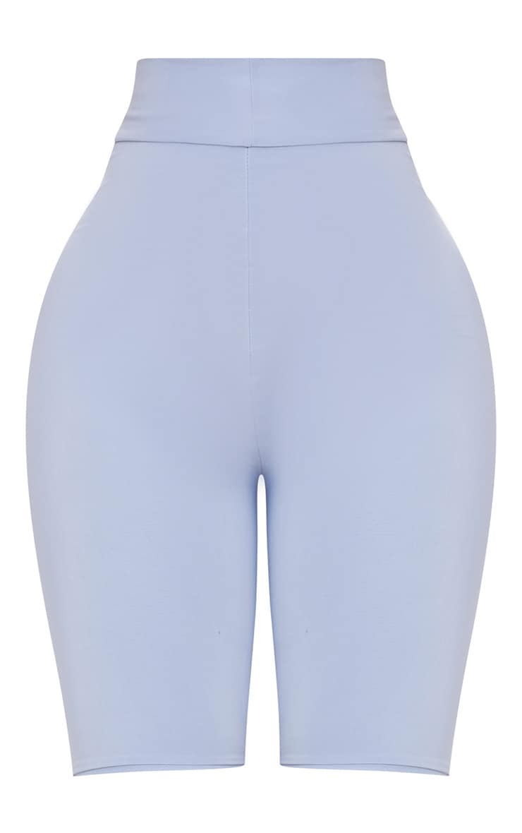 Shape Light Blue Slinky Cycling Shorts 3